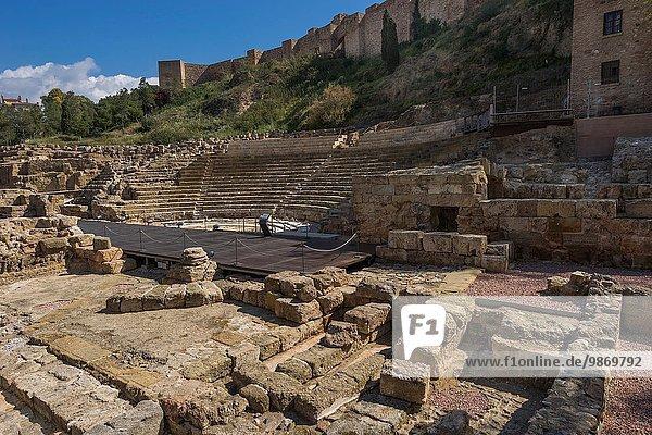 Andalusien Malaga römisch Spanien