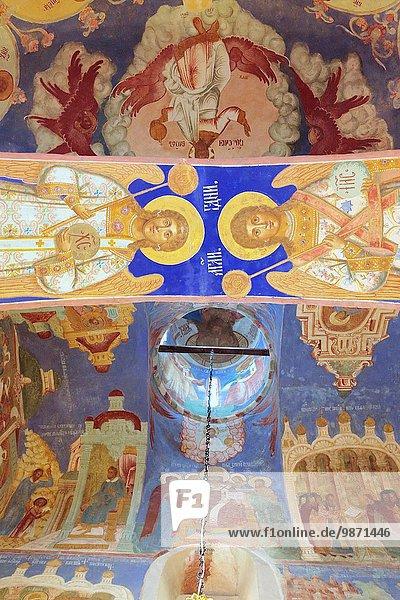 Kathedrale Freske Russland