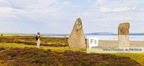 'Ring Of Brodgar; Orkney  Scotland'