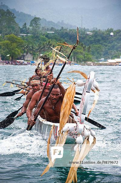 Wettrennen Rennen Kanu Festival Bucht