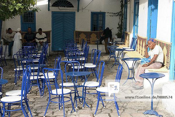 Sidi Bou Said Tunesien