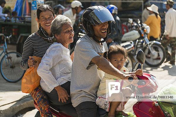 4 fahren Motorrad Markt alt mitfahren
