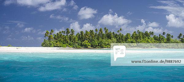 Insel Atoll