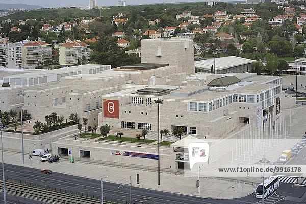 Kulturzentrum von Belém  Belém  Lissabon  Portugal  Europa
