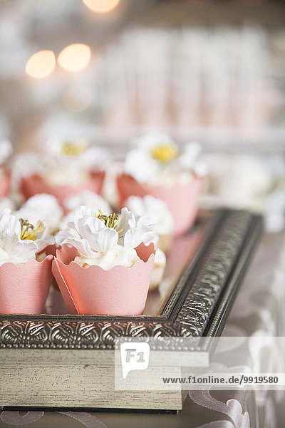 Hochzeit Close-up cupcake Kanada Ontario Toronto