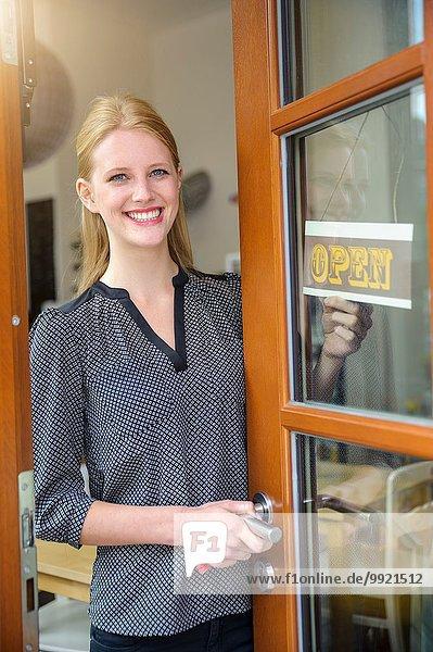 Geschäftseröffnung Shop für Unternehmen