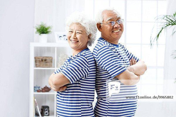 Fröhlichkeit Senior Senioren