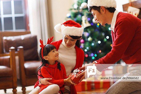A three Christmas