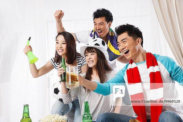 sehen Spiel Ventilator Ar Football