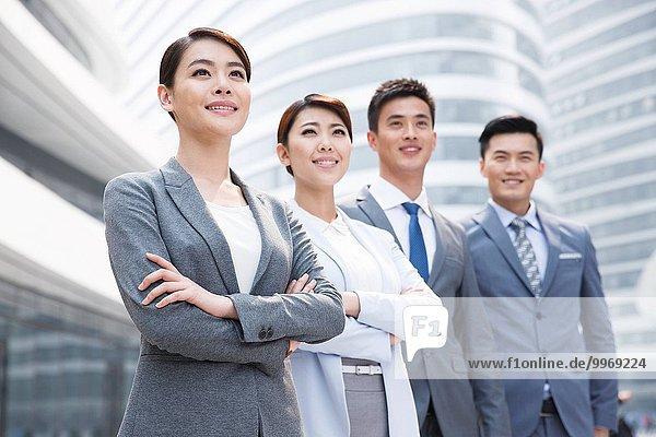 Teamwork Fotografie Ostasien