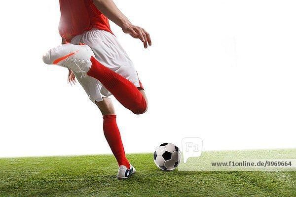 Spiel Football spielen