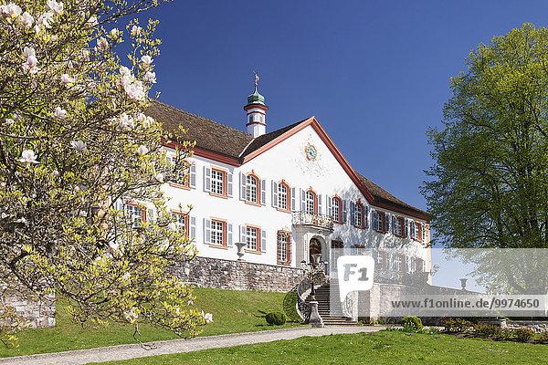 Schloss Bürgeln  bei Obereggen  Schliengen  Markgräfler Land  Schwarzwald  Baden-Württemberg  Deutschland  Europa