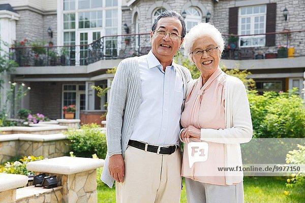 Freizeit Senior Senioren Garten