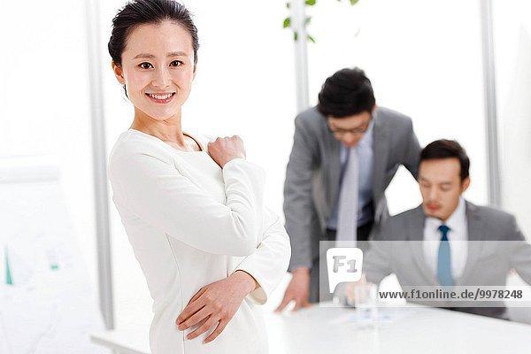 Business peopleinofficework