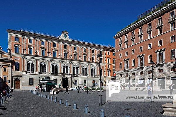 Rom Hauptstadt Platz Italien