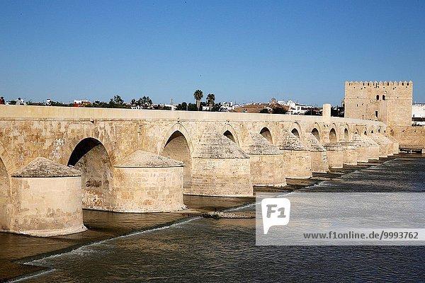 Brücke Andalusien römisch