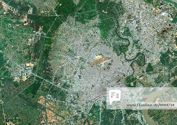 Farbe Farben Fotografie nehmen daten Großstadt 8 Januar Vietnam