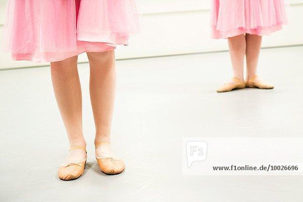 Niederlande Ballett üben