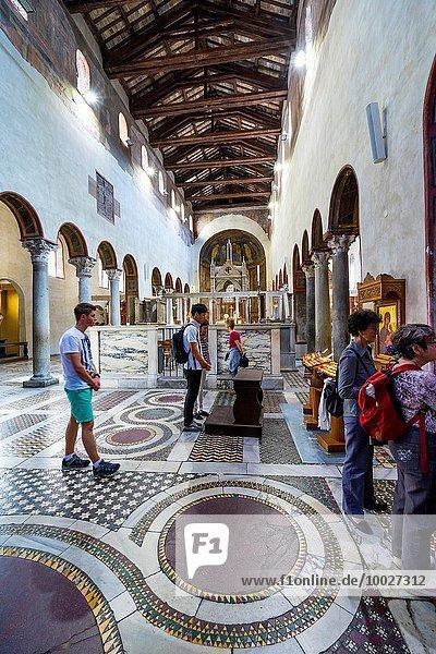Rom Hauptstadt Europa Kirche Italien