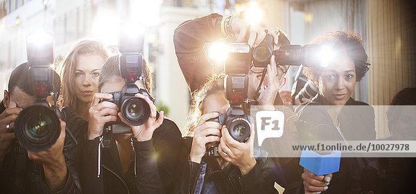 Portrait,Mikrophon,Fotoapparat,Kamera,Paparazzo