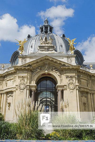 Petit Palais  Paris  Frankreich  Europa