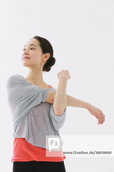 Frau Training japanisch