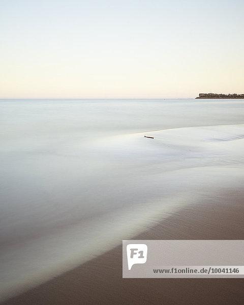 Strand Sonnenaufgang Meer
