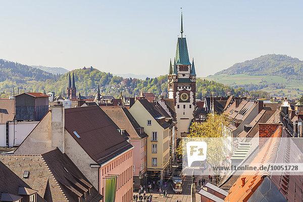 Deutschland  Baden-Württemberg  Freiburg