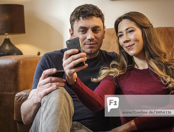 Entspannen mit Smartphones