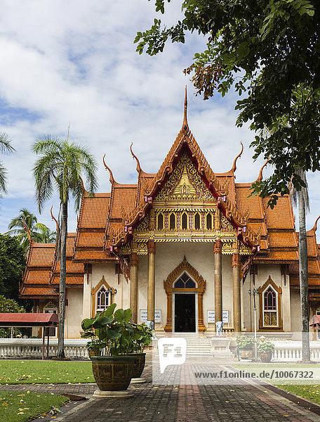Wat Si Ubon Rattanaram  Sri Ratanaram Tempel  Ubon Ratchathani  Isan  Isaan  Thailand  Asien