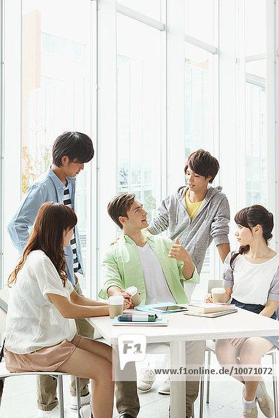 Cafe Schule (Einrichtung) Student Universität