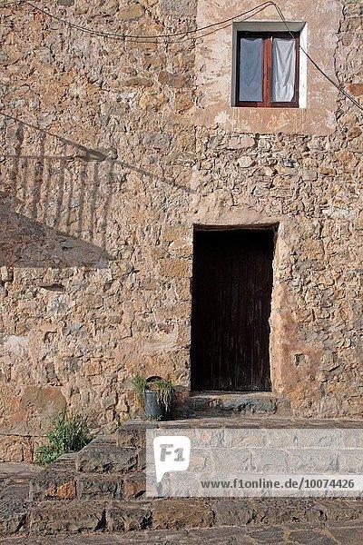 Gebäude Katalonien Spanien