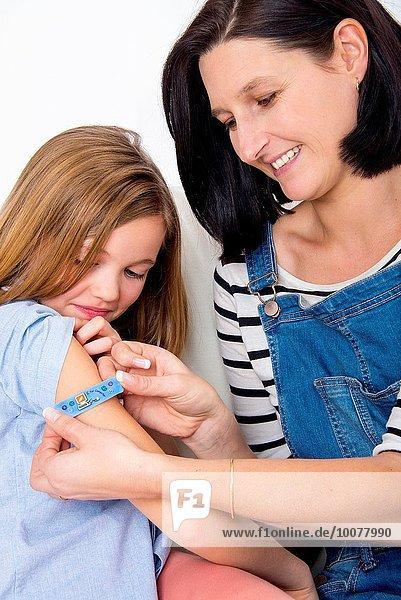 anziehen sauber Tochter Mutter - Mensch