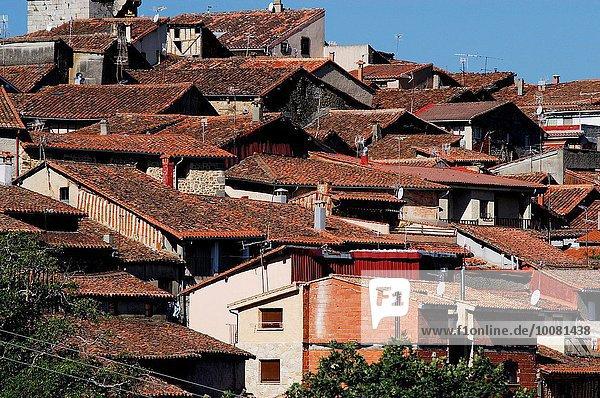 Ansicht Salamanca Spanien