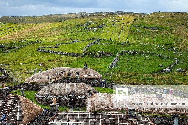 Großbritannien Insel Hebriden Schottland