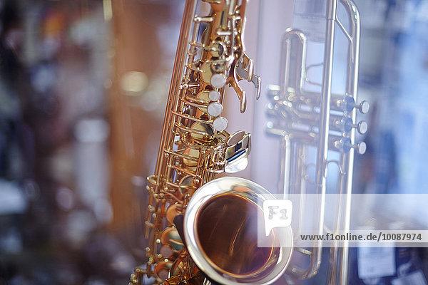 Close-up Saxophon Posaune Close-up,Saxophon,Posaune
