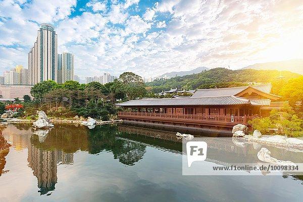 Nan Lian Garten  Diamond Hill  Hongkong  China