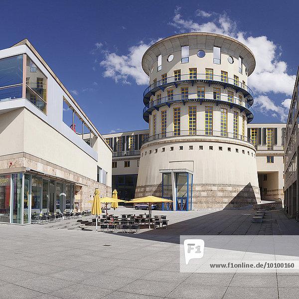 Staatliche Hochschule für Musik und Bildende Kunst  Haus der Geschichte  Stuttgart  Baden-Württemberg  Deutschland  Europa