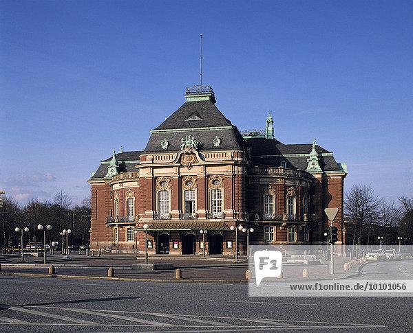 Laeiszhalle  Hamburg  Deutschland  Europa