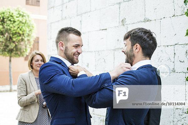 Bräutigam berichtigen Krawatte Unterricht Freund