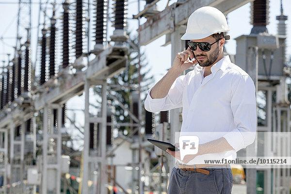 Prüfung Ingenieur Elektrizität Strom