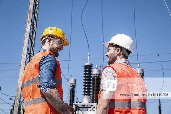 Prüfung Ingenieur 2 Elektrizität Strom