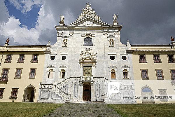 Certosa de Pisa  Kartäuserkloster  Museum  Calci  Provinz Pisa  Toskana  Italien  Europa