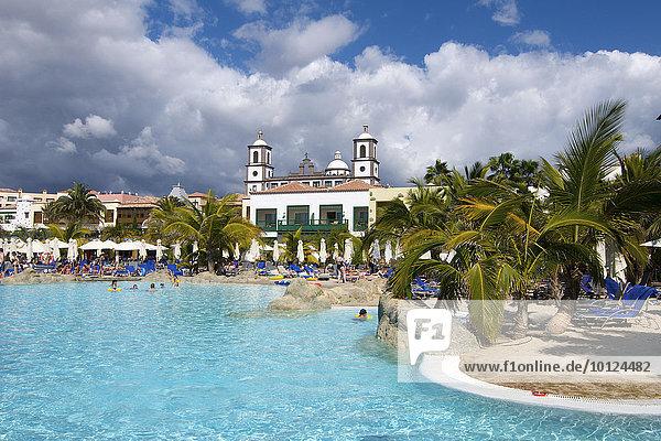 Gran Hotel Lopesan Villa del Conde in Maspalomas  Gran Canaria  Kanarische Inseln  Spanien  Europa