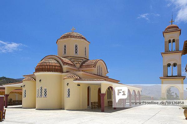 Kloster in Spili  Zentralkreta  Griechenland  Europa