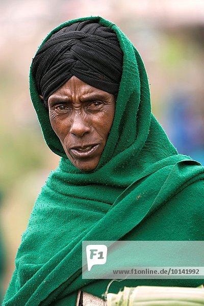 Ahmara woman  Ethiopia