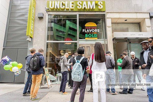 benutzen geben offen chinesisch Restaurant verdreht Laden südkoreanisch Soße Zutat Hamburger Innenstadt Allee neu