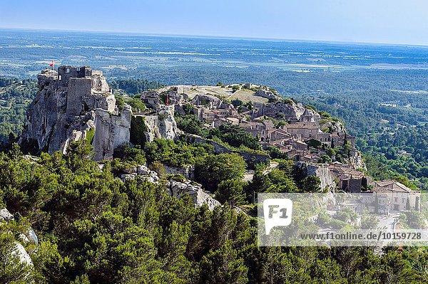 Frankreich Europa Schönheit Dorf Provence - Alpes-Cote d Azur etikettieren Region In Nordamerika
