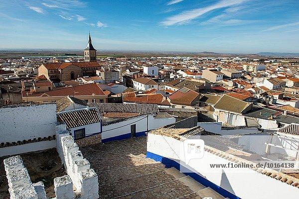 Campo de Criptana  Ruta de Don Qujiote  Ciudad Real province  Castilla-La Mancha  Spain