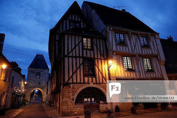 Frankreich, Geschichte, Dorf, Burgund